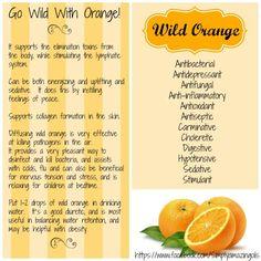 dõTERRA wild orange
