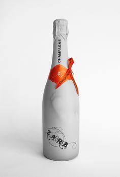 Special Edition fles van Zarb Babies