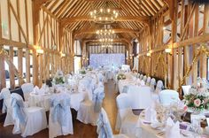 Beautiful barn wedding venues in Essex and Kent | Channels Estate, Chelmsford | bridemagazine.co.uk