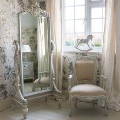 NEW! Bonaparte Dressing Mirror