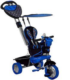 "SmarTrike Dream, Touch Steering, 4-in-1 - Blue - Smart Trike - Toys ""R"" Us"