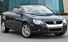 2007 Volkswagen EOS 3.2 CONVERTIBLE/SUN ROOF 2 in 1 City of Montréal Greater Montréal image 1
