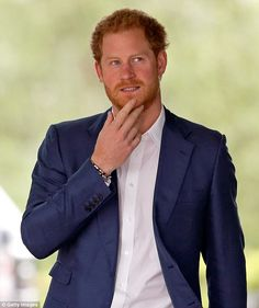 Prince Harry is to be given a demonstration of the remarkable skills of the man dubbed 'the original horse whisperer', who has been helping psychologically damaged military veterans