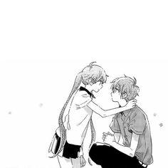 Ten-chan and Riku