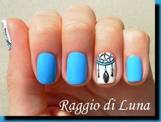 Raggio di Luna Nails: Dreamcatcher