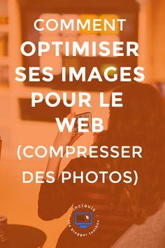 Apprenez à optimiser vos images pour le web (en les compressant). Cela améliorera votre temps de chargement et ainsi votre SEO