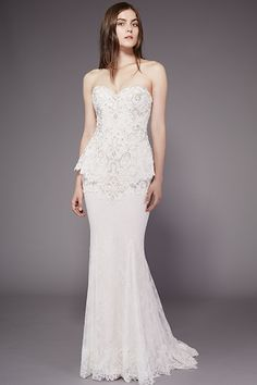 Badgley Mischka Spring 2016 Bridal Collection - Official Website