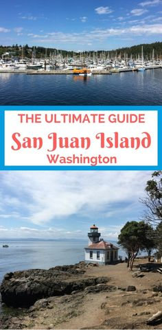 San Juan Island in Washington is a secret getaway that my family adored with whale watching, a lighthouse, lavender fields and the perfect place to glamp in style. Family memories in the making just an hour from the mainland. Washington Things To Do, Washington State, Oregon Vacation, West Coast Road Trip, Orcas Island, San Juan Islands, Alaska Cruise, Beach Town, Whale Watching