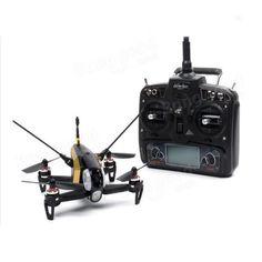 Walkera Rodeo 150 5.8G 40CH 600TVL Night Vision Camera 3D Aerobatic Mini FPV Racer Mode 2 Sale - Banggood.com