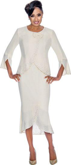 e00de378bb Dorinda Clark Cole  SALE - Sparkle Trim Knit Dress