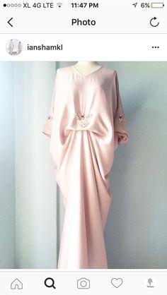 Kebaya Modern Dress, Kebaya Dress, T Dress, Muslim Fashion, Hijab Fashion, Fashion Dresses, Hijab Dress Party, Party Wear Dresses, Lovely Dresses