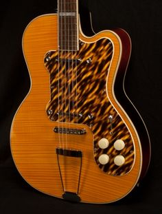 Kay vintage re-issue Thin  #guitar