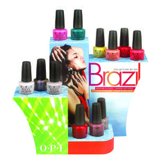 BRAZIL by OPI for spring 2014! Launching in Feb. Love!