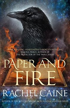 Paper and Fire (The Great Library) by [Caine, Rachel]