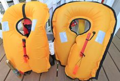 Inspecting Your Lifejackets