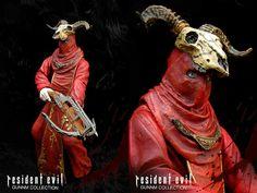 Resident Evil 4: Illuminados Monks Red Monk
