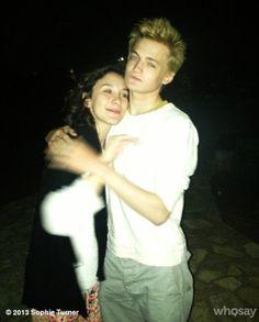 Shae (Sibel Kekilli) et Joffrey (Jack Gleeson)