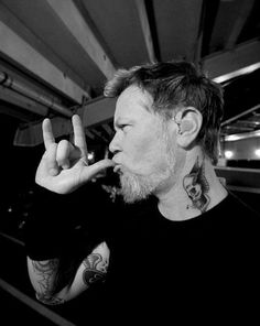 James Hetfield by Ross Halfin Photography. Cliff Burton, James Hetfield, Ron Mcgovney, Jason Newsted, Robert Trujillo, Dave Mustaine, Thrash Metal, Blade Runner, Rock And Roll