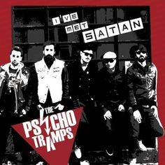"Psycho Tramps – ""I've Met Satan"" Satan, Album, Wicked, Movie Posters, Movies, Fictional Characters, Originals, Band, Films"