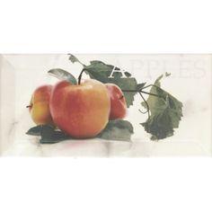 #Mainzu #Doric Decoro Apple 10x20 cm | #Keramik #Dekore #10x20 | im Angebot auf #bad39.de 20 Euro/qm | #Fliesen #Keramik #Boden #Badezimmer #Küche #Outdoor