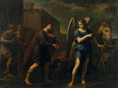 Tobias, Raphael Angel, St Raphael, Troy, Archangel Jophiel, Google Art Project, Angel Wallpaper, San Rafael, Baroque Art