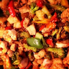 Delicious chicken stir fry recipe that's Advocare 24 day challenge friendly! advocare.com/130514984  #rinnovaspa