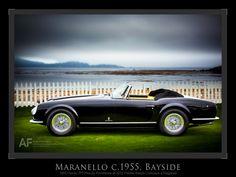 '55 Ferrari 375 Plus by Pininfarina at 2012 Pebble Beach Concours d'Elegance