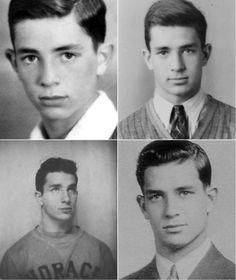 Young Jack Kerouac