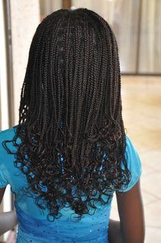 85 Box Braids Hairstyles for Black Women - Hairstyles Trends Box Braids Hairstyles, Half Braided Hairstyles, Braided Hairstyles For Black Women, Natural Hair Styles For Black Women, Braids For Black Women, African Hairstyles, Long Hair Styles, Black Hairstyles, Trendy Hairstyles