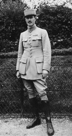 Kiffin Rockwell, Lafayette Escadrille