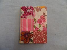 Patchwork Needlecase £4.00
