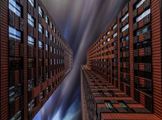 stunning #architectural shot …   Walk to the sky by Mohamed Idrissi on 500px