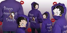 """PRODUCT LINK - www.whoodie.com/betty-boop-clothing-c-52.html Introducing our """"Officially Licensed Betty Boop"""" Whoodie Collection. With 3 different Betty Boop clothing options to choose from, flip up the hood and transform into America's sweetheart. Y Check this out! Exclusive Betty Boop merchandise This is where we foudn it - http://www.whoodie.com/betty-boop-clothing-c-52.html"""