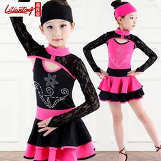 Like and Share if you want this  Children dance 2016 new girls' Latin dance long sleeve dress     Tag a friend who would love this!     FREE Shipping Worldwide     Buy one here---> http://onlineshopping.fashiongarments.biz/products/children-dance-2016-new-girls-latin-dance-long-sleeve-dress/