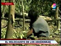 EL HOLOCAUSTO A LOS ASHANINKAS POR SENDERO LUMINOSO