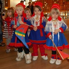 Do you consider Sami people white/European? - Page 23
