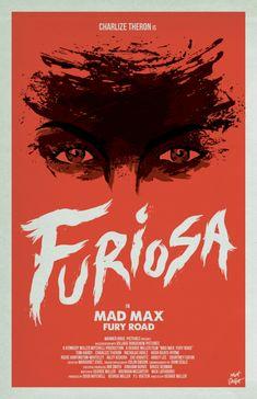 Furiosa - fake Mad Max movie poster