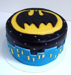 Batman Cake for nephew