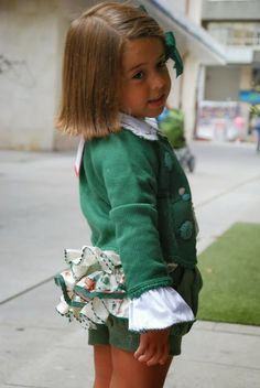 PREGUNTA EN WWW.THEDAYCELEBRACIONES.COM PHONE 636 777 500 Baby Girl Fashion, Toddler Fashion, Kids Fashion, Dresses For Teens, Little Girl Dresses, Girls Dresses, Boy Outfits, Cute Outfits, Little Fashionista