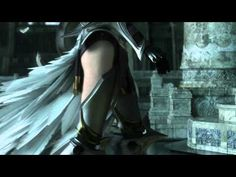 Final Fantasy XIII-2 trailer, 2011.