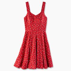 Minnie Mouse-inspired styles by Lauren Conrad for Kohl's