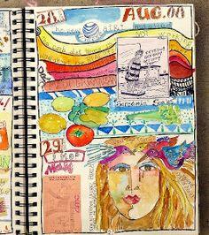 Sketchbook Journal Workshop