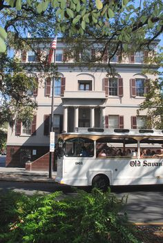 A narrated open-air trolley tour of the Historic District is a popular way to get a comprehensive introduction to Savannah's significant history that began almost 300 years ago.