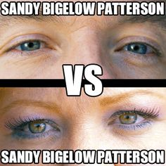 Sandy Bigelow Patterson isn't going down without a fight (or two).