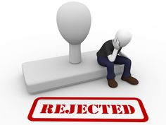 overcoming rejection in your life. #rejection