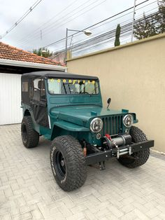 Jeep Willys, Jeeps, Monster Trucks, Cars, Vehicles, Autos, Car, Car, Automobile
