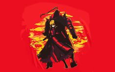 Download wallpapers Edward Elric, Alphonse Elric, 4k, manga, art, Fullmetal Alchemist