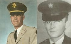 """Vietnam Veterans Memorial Fund Today we honor Thruston Griffith (pictured left) of Los Alamos, New Mexico, who fell on this day in 1965. We also honor Frederick Milledge of Mexico, Maine (pictured right), who fell in 1968. Frederick is remembered by his best friend in Vietnam, Robert:   """"Fred was a good person, always willing to help people out whenever possible. He and were best friends and I looked upon him as a big brother. He was always watching out for me. His death shook me up pretty…"""