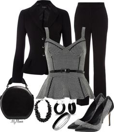 Sophisticated with a fun flare!