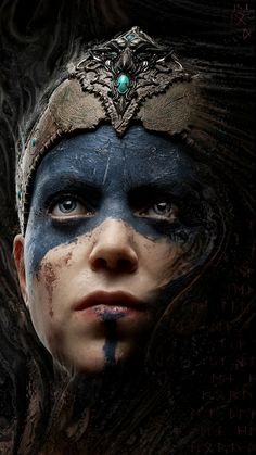 Hellblade Senua's Sacrifice iPhone X Wallpaper - Best iPhone Wallpaper
